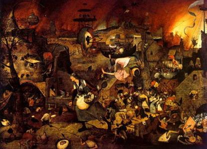 Pieter Bruegel Starszy - Dulle Griet (Szalona Margot)