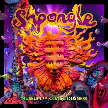 Shpongle ‎– Museum Of Consciousness