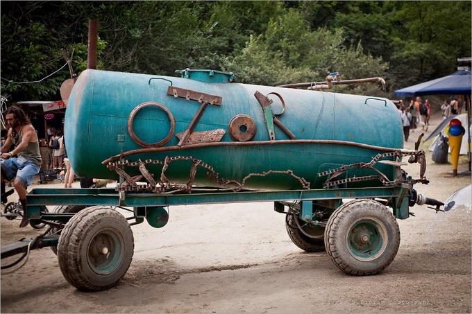Ozora 2012